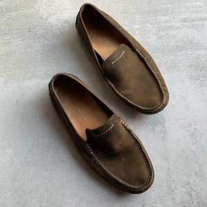 UGG • chocolate loafers